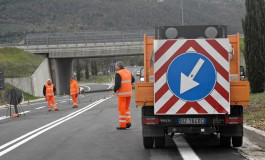 Fondovalle Sangro, cominciano i lavori di rifacimento del manto stradale
